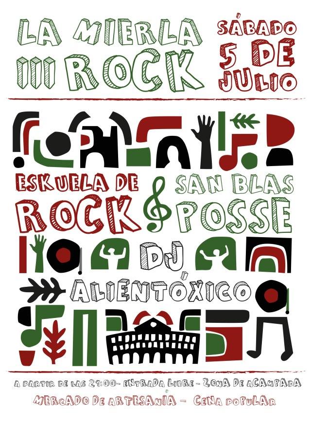 Rock en La Mierla